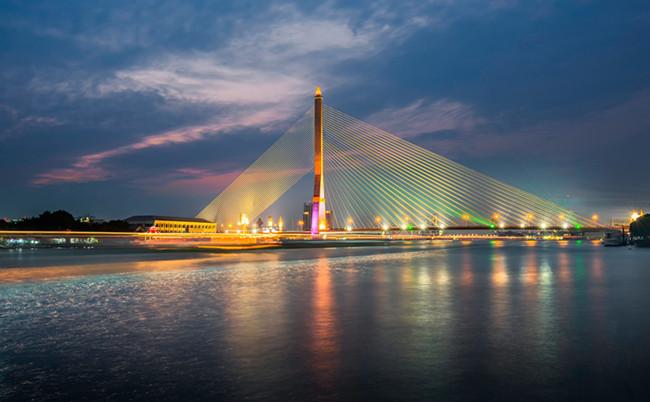 HUBEI CHINE Le Pont Rama VIII en Thaïlande Nous Ecrire Services Monuments Spécialités Shopping Logement