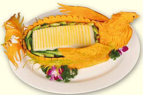 Gâteau de poisson de Jingzhou